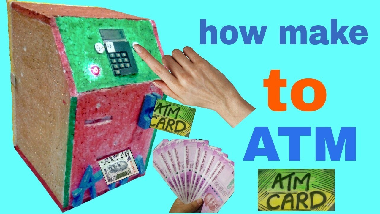 How to make atm