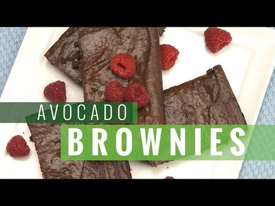 How to Make Avocado Brownies