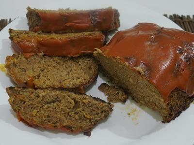 ???????????????? Meatloaf Recipe - How to make Meatloaf Meat Loaf