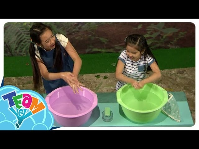 Snaks Naman: How to Wash Your Hands | Team Yey Season 2