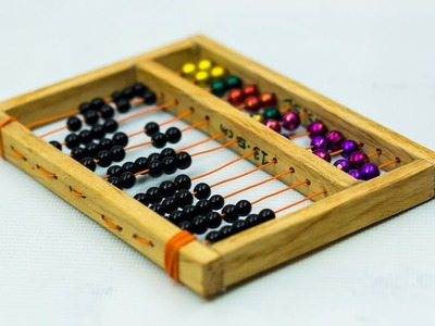 How To Make an Abacus