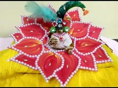 Make different Style Paper Dress For Bal Gopal - Easy Simple Very Beautiful Summer Special