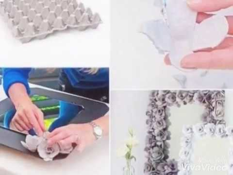 15 diy projects that can be done with things around the house for Diy crafts with things around the house