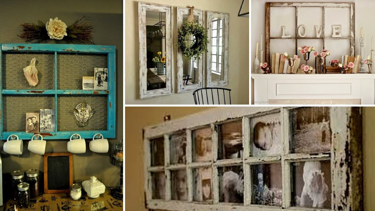 26 Diy Creative Ways To Reuse Re Purposed Old Windows