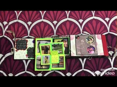 ANNIVERSARY GIFT CARD  HANDMADE  ANNIVERSARY SPECIAL  DIY GIFT IDEAS