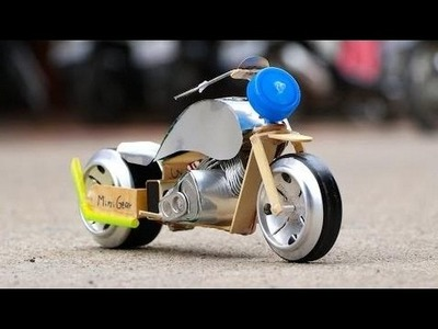 Custom Harley Davidson DIY - 2017 Superbike Mini Gear