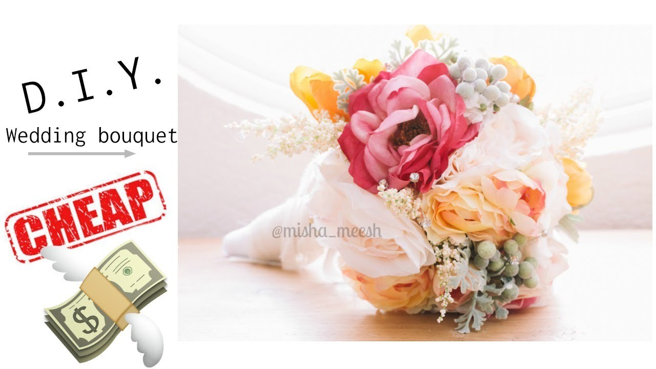 how do i make my own wedding cake diy how to make your own wedding bouquet for cheap 15373