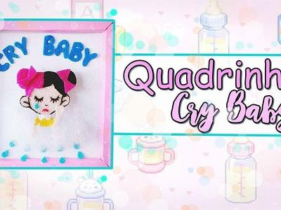 DIY MELANIE MARTINEZ : quadrinho 3d cry baby ????