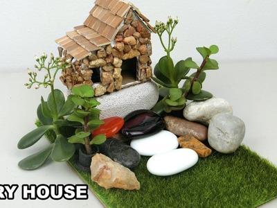 DIY Miniature Fairy House & Garden #6 | Easy Crafts ideas