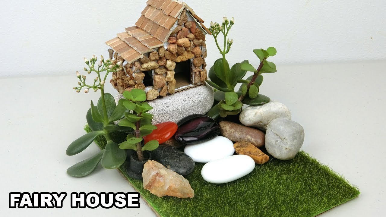 Diy Miniature Fairy House Garden 6 Easy Crafts Ideas