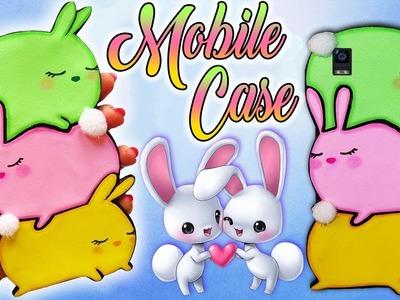 ???????? DIY: Super Cute Bunnies Mobile Case ????????