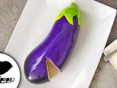 Eggplant Emoji Cake | DIY & How To | Funny Cakes