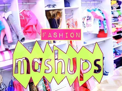 Mash Ups - DIY Fashion Crafts:  No Sew Dresses | Overalls | Swimsuits | Hat | Socks & More