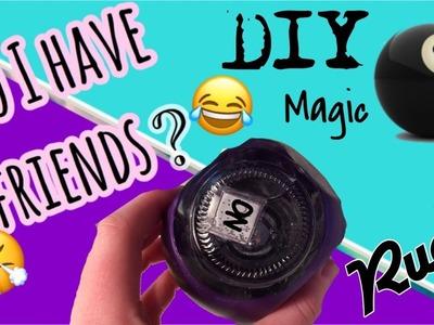 DIY MAGIC 8 BALL