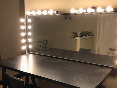 How to Build Quick DIY Vanity Table using Ikea Parts