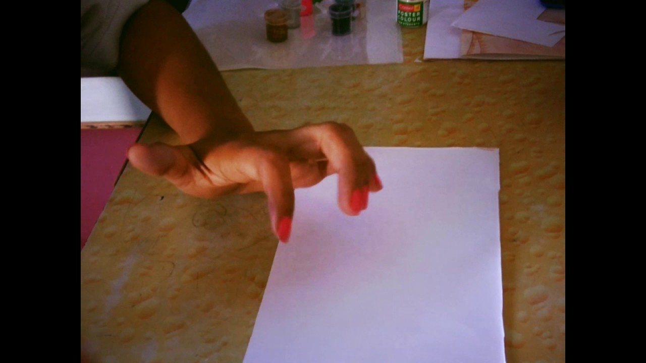 How to design  paper for school project