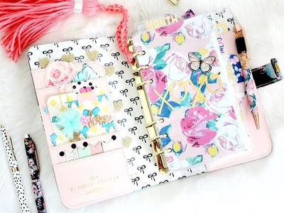 Spring.Summer personal planner setup - hello petite paper