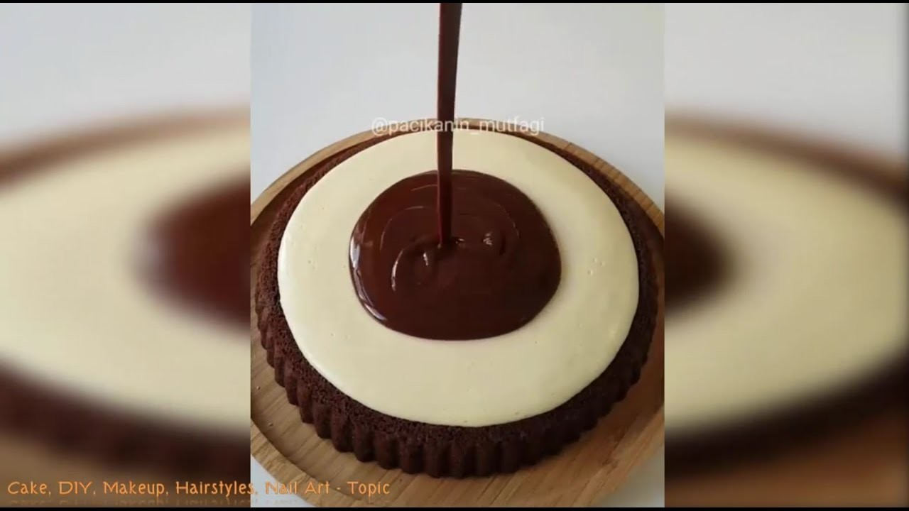 Cake Decor Compilation : Amazing Chocolate Cake Decorating Tutorial Compilation ...