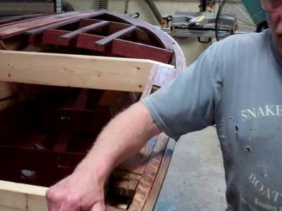 Chris Craft 1959 17' Sportsman Preservation Update 5 19 2017
