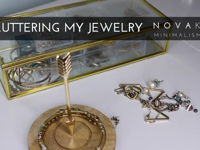 Decluttering My Jewelry Collection | Clean With Me | Daily Decluttering | Minimalism Series