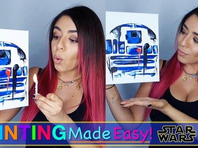 DIY EASY Painting - STAR WARS