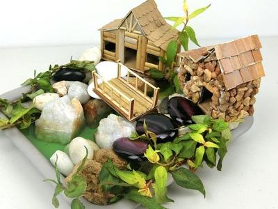 DIY Mini Fairy House & Garden #7 | Easy Crafts ideas