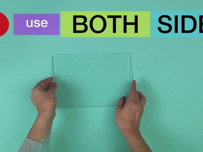 Extend The Life of Your Sizzix Cutting Pads With These 3 Tips