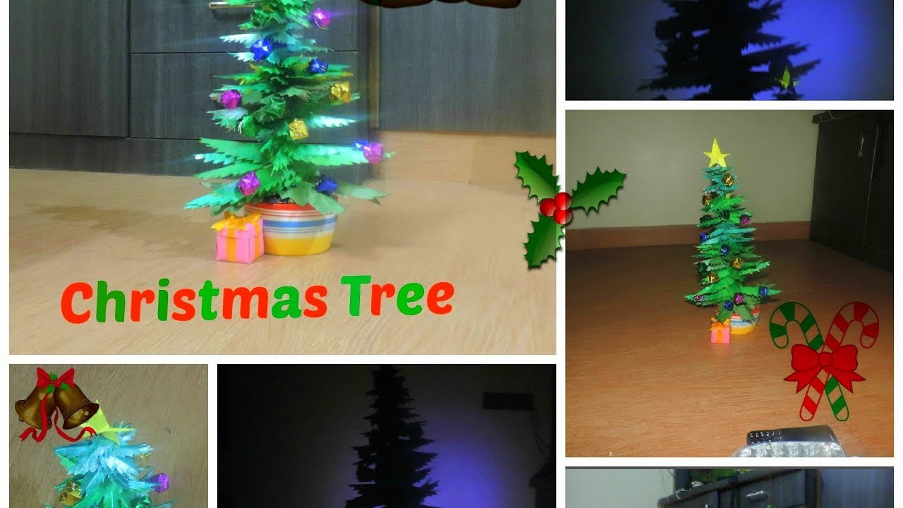 Christmas Tree How To Do : How to do christmas tree my crafts and diy projects