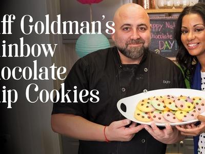 How To Make Rainbow Cookies with Duff Goldman