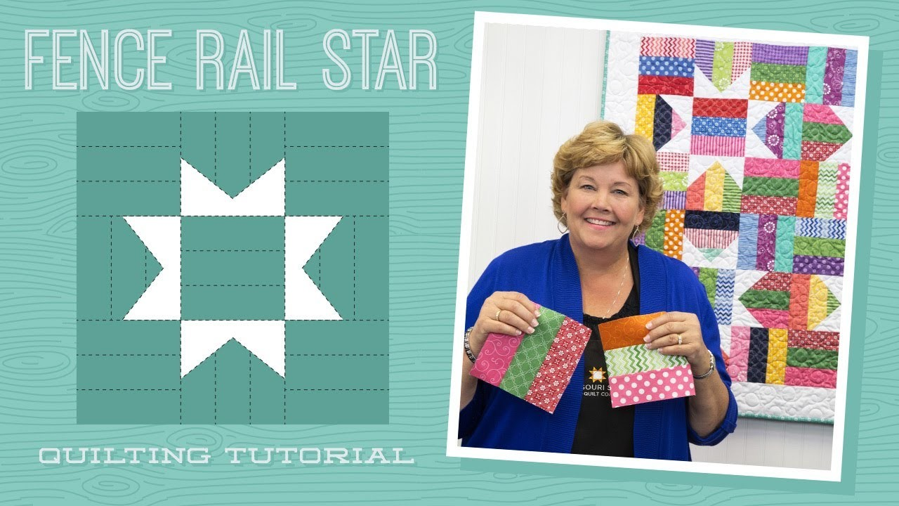 Star, The Bear Paw Quilt: Easy Quilting Tutorial with ...