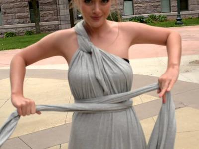Multiway Dress Video Tutorial