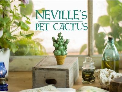 Neville Longbottom's Mimbulus Mimbletonia | Harry Potter DIY