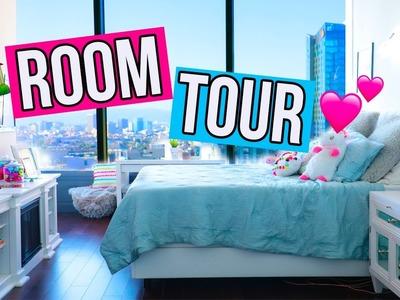 ROOM TOUR 2017!! LA LOFT TOUR