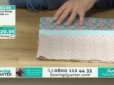 Sewing Quarter - Blocks and Bouquets - 24th May 2017