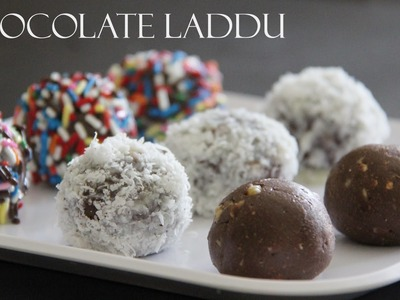 Chocolate Laddu Recipe | Indian Sweets and Dessert Recipes By Shilpi