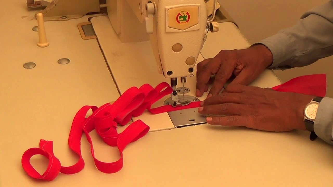 Easy Trick for Piping.Cord Piping(Marathi)