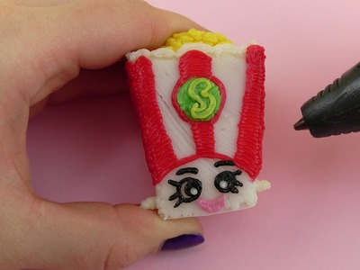 How to Create Your Own Shopkins Poppy Corn
