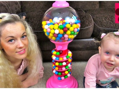 Learn Colors With Gumballs for Children, Toddlers and Babies