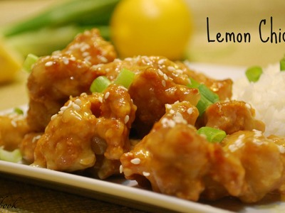 Lemon Chicken Recipe - Chinese Style