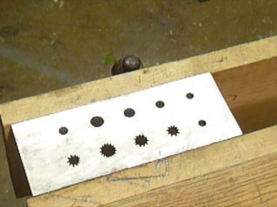 Making a Dowel maker,the easy way