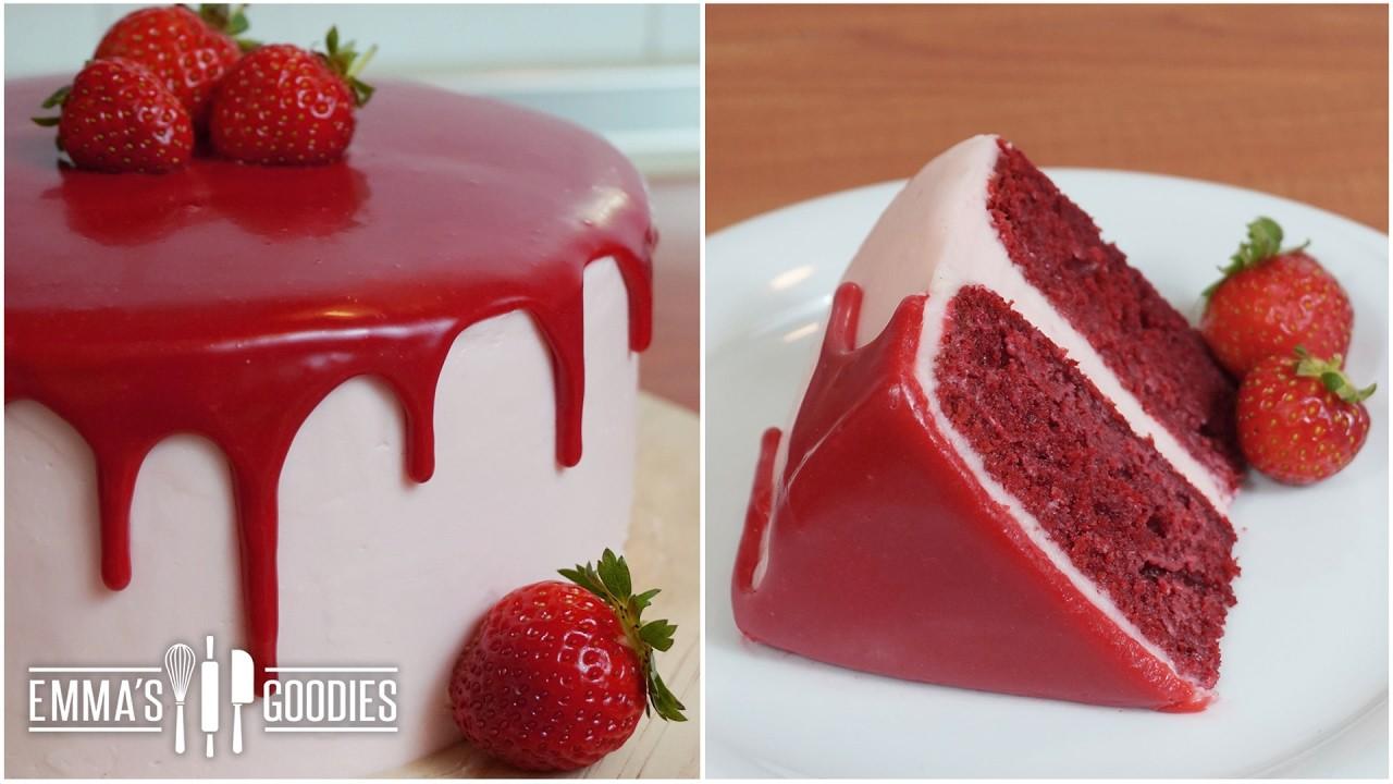 Red Velvet Cake Emma S Goodies