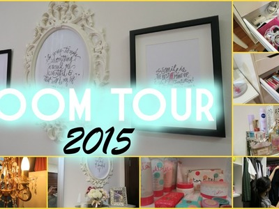 Room Tour 2015