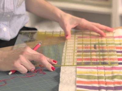 Sashiko, Part 1 –Hand Technique