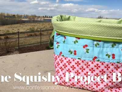 The Squishy Project Bag