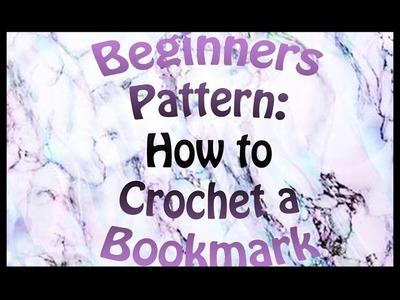 Beginner Patterns: How to Crochet A Bookmark