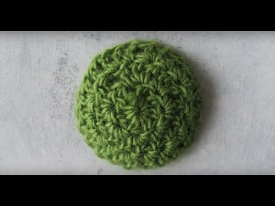Crochet in the Round From Center Out