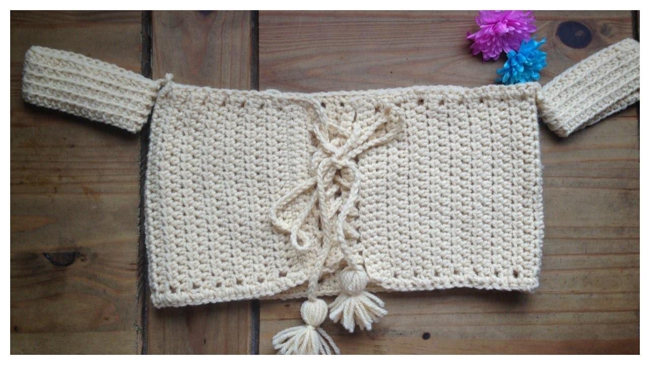 Beautiful crochet bikini tutorial could watch