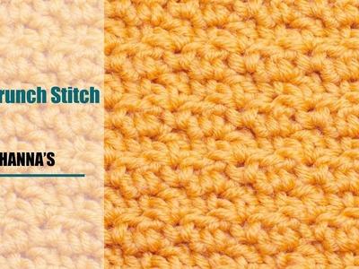 Crochet: The Lemon Peel Stitch