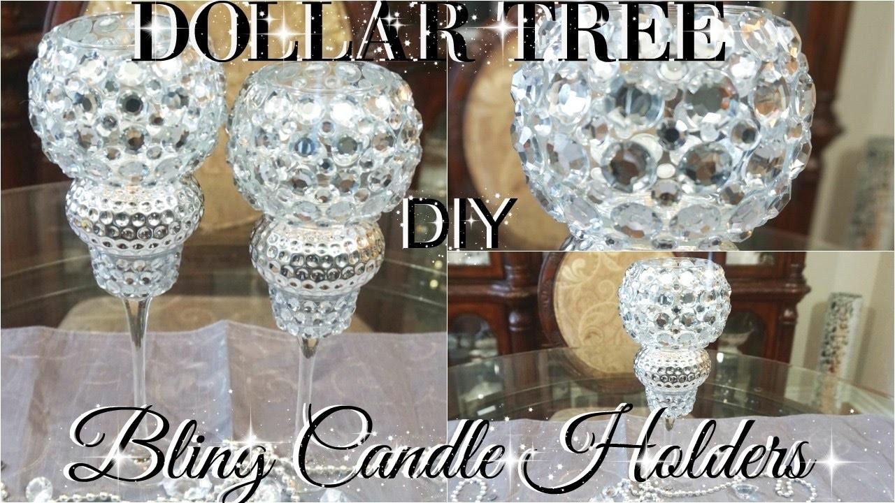 Diy candle holders wedding