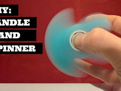 DIY Fidget Toy Spinner From Candles | DIY Candle Fidget Hand Spinner Easy To Make